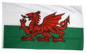 Флаг Уэльса 90x135 см