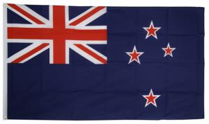Флаг Новой Зеландии 90x135 см