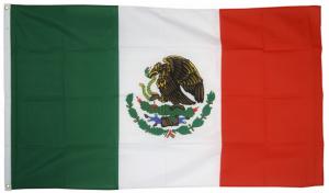 Флаг Мексики 90x135 см