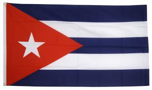 Флаг Кубы 90x135 см