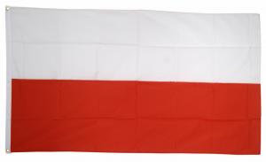 Флаг Польши 90x135 см