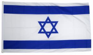 Флаг Израиля 90x135 см