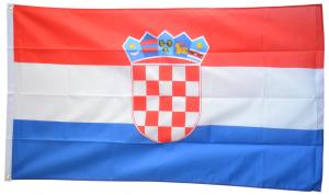 Флаг Хорватии 90x135 см