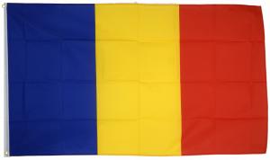 Флаг Румынии 90x135 см