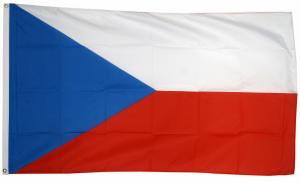 Флаг Чехии 90x135 см