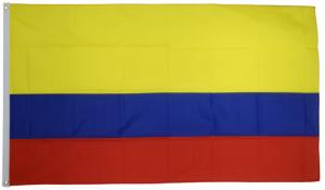 Флаг Колумбии 90x135 см