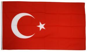 Флаг Турции 90x135 см
