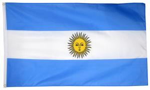 Флаг Аргентины 90x135 см
