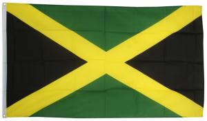 Флаг Ямайки 90x135 см