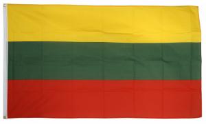 Флаг Литвы 90x135 см