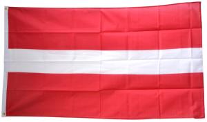 Флаг Латвии 90x135 см