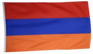 Флаг Армении 90x135 см
