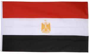 Флаг Египта 90x135 см