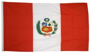Флаг Перу 90x135 см