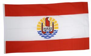 Флаг Французской Полинезии 90x135 см