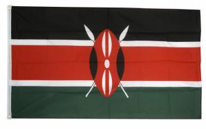 Флаг Кении 90x135 см