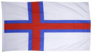 Флаг Фарерских Островов 90x135 см