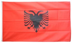 Флаг Албании 90x135 см