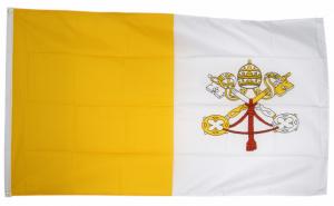 Флаг Ватикана 90x135 см
