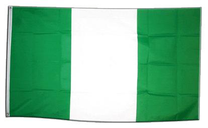 Флаг Нигерии 90x135 см