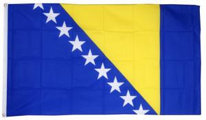 Флаг Боснии и Герцеговины 90x135 см