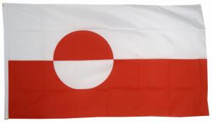 Флаг Гренландии 90x135 см