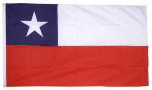 Флаг Чили 90x135 см