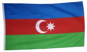 Флаг Азербайджана 90x135 см