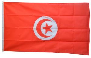 Флаг Туниса 90x135 см