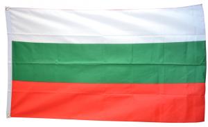 Флаг Болгарии 90x135 см