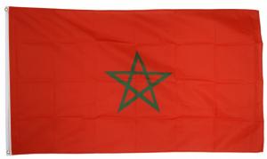Флаг Марокко 90x135 см