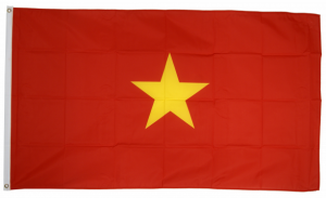 Флаг Вьетнама 90x135 см