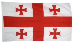 Флаг Грузии 90x135 см