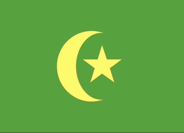 Флаг Кокандского Ханства