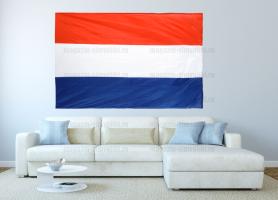 Большой флаг Нидерландов 140x210 см