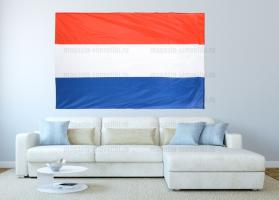 Большой флаг Люксембурга 140x210 см