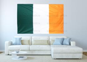 Большой флаг Ирландии 140x210 см
