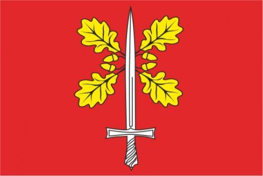 Флаг Новопеределкино(район г. Москва)