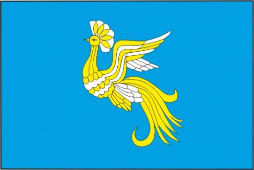 Флаг Отрадного(район г. Москва)