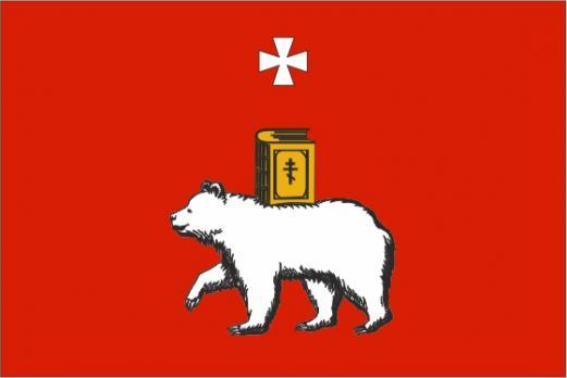 Флаг Перми