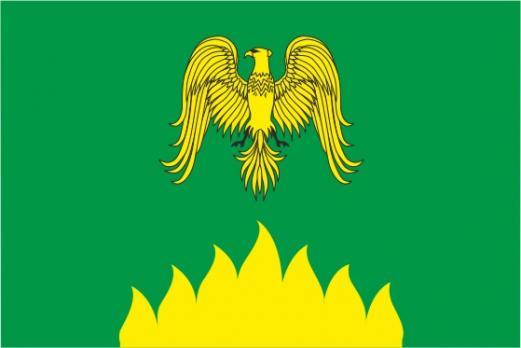 Флаг Раменки(район г. Москва)