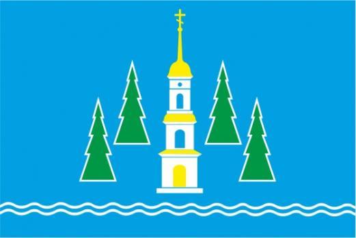 Флаг Раменского района(Московская область)