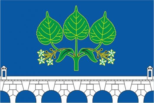 Флаг Ростокина(район г. Москвы)