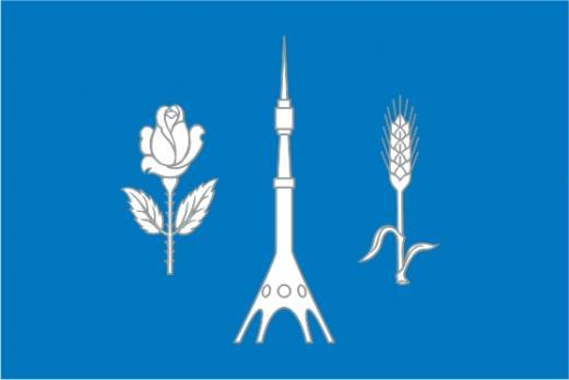 Флаг Северо-Восточного административного округа (СВАО, г. Москвы)