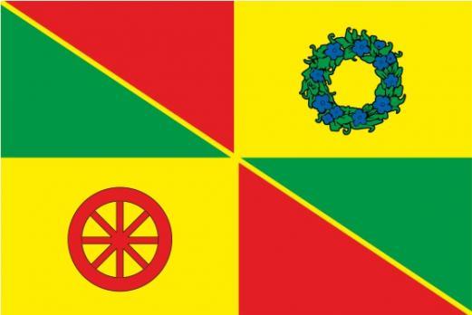 Флаг Северного Измайлова(район г. Москвы)