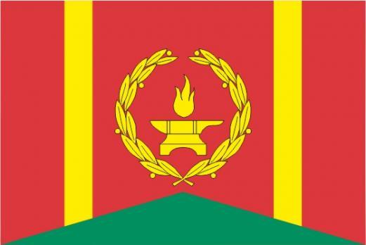 Флаг Тверского района