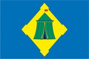 Флаг  Хорошёвского района(район г. Москвы)