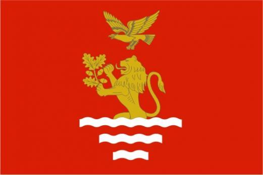 Флаг  Чкаловска