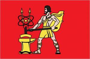 Флаг  Электростали