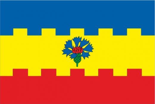 Флаг Южного Чертанова(район г. Москвы)